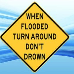 Turn Around Don't Drown